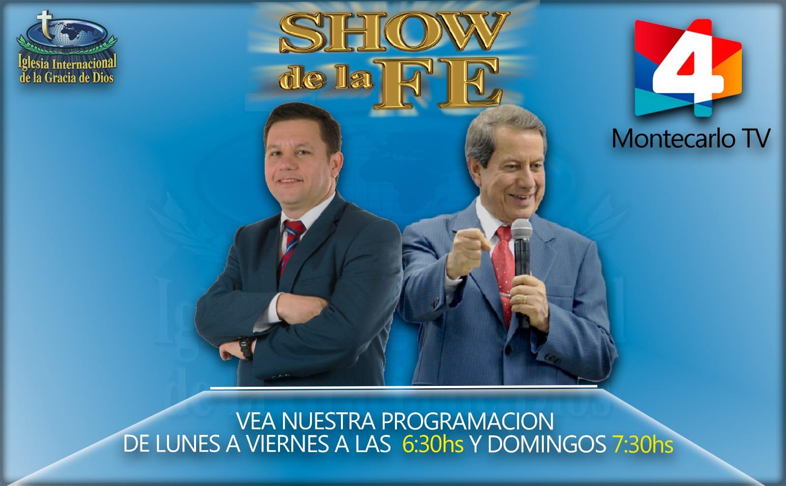 SHOW DE LA FE URUGUAY